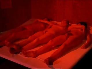 Hot Lesbians in Sauna In The Sign Of The Gemini 1975 Sex Scene