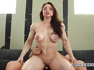 Alura jenson strapon fun with babe brandi mae