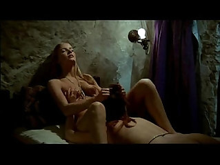Hot lesbian cult in the sign of the virgin 1973 sex scene