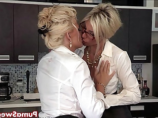 Puma swede and bobbi are the lesbian slut