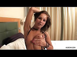 Kissy anal fisting