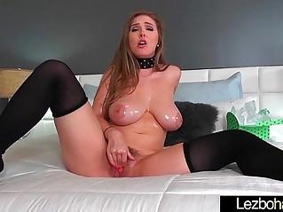 Horny lez girls lena paul and quinn wilde in love sex scene action
